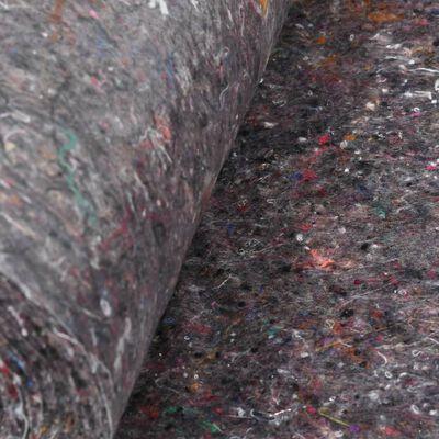vidaXL Liukumaton maalarin fleece 2 kpl 50 m 180 g/m² harmaa