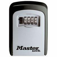Master Lock 5401EURD Seinäkiinnitettävä Yhdistelmä Kassakaappi