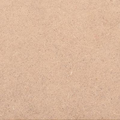 vidaXL MDF-levyt 5 kpl suorakaide 120x60 cm 2,5 mm
