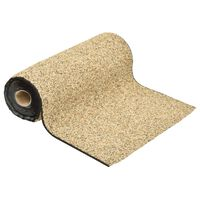 149519 vidaXL Stone Liner Natural Sand 500x40 cm