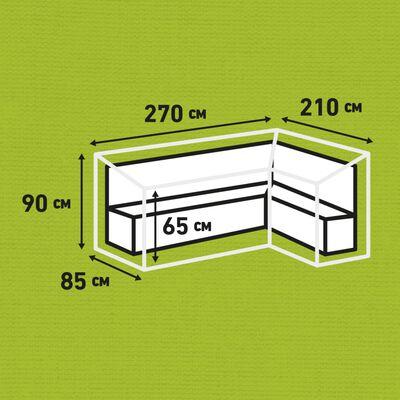 Madison Ulkosohvansuoja 270x210x90cm  oikea harmaa