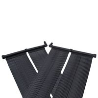 vidaXL Uima-altaan aurinkoenergialämmitin paneeli 80x310 cm