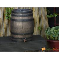 Nature Sadevesitynnyri puun näköinen 50 l 38x49,5 cm ruskea