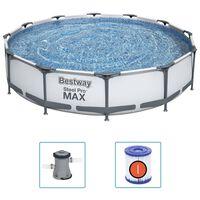 Bestway Steel Pro MAX uima-allassetti 366x76 cm