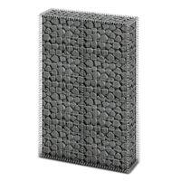 vidaXL Gabion/kivikori kansilla galvanoitu vaijeri 150x100x30 cm