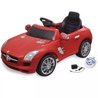 Sähköinen Istuttava-auto Mercedes Benz AMG Punainen 6V Kauko-ohjaus