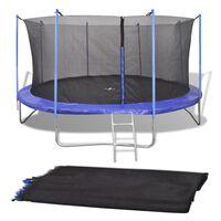 Turvaverkko 4,26 m pyöreään trampoliiniin