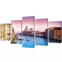 Taulusarja Venetsia 200 x 100 cm
