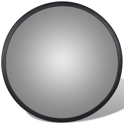 Convex Akryylinen Liikennepeili Musta 30 cm Sisätiloihin
