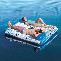 Bestway CoolerZ Uimapatja Side 2 Side Floating Lounge 43119