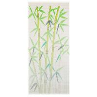vidaXL Hyönteisverho oveen Bambu 90x200 cm