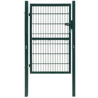 2D Aitaportti (Yksinkertainen) Vihreä 106 x 170 cm
