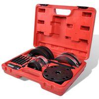 vidaXL Eturenkaan laakerityökalut 72 mm Audi/Seat/VW/Skoda