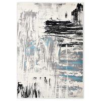 vidaXL Matto sininen 120x170 cm PP