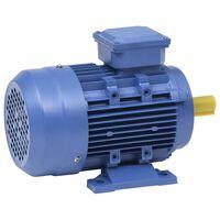 vidaXL 3-vaiheinen sähkömoottori alumiini 4kW/5,5HP 2-napainen 2840RPM