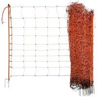 Neutral Sähköistettävä lammasverkko OviNet 108 cm oranssi