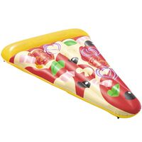 Bestway Kelluva uimapatja Pizza Party 188x130 cm