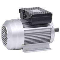 vidaXL 1-vaiheinen sähkömoottori 1,5kW/2HP 2-napainen 2800 RPM