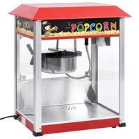 vidaXL Popcornlaite teflon-kattilalla 1 400 W