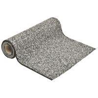 149532 vidaXL Stone Liner Grey 1000x60 cm