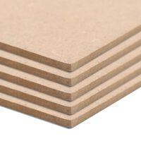 vidaXL MDF-levyt 20 kpl neliö 60x60 cm 2,5 mm