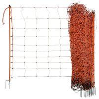 Neutral Sähköistettävä lammasverkko OviNet 90 cm oranssi