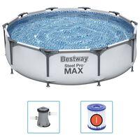 Bestway Steel Pro MAX Uima-allassarja 305x76 cm