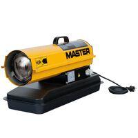 Master Direct Diesel Lämmitin B 35 CED