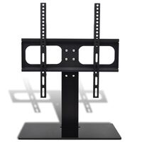 "vidaXL TV-teline jalustalla 400x400 mm 23""-55"""
