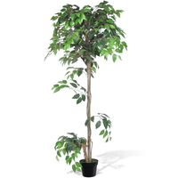 Tekokasvi Fiikuspuu Ruukussa 160 cm