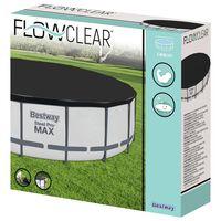 Bestway Flowclear Fast Set uima-altaan suoja 555 cm