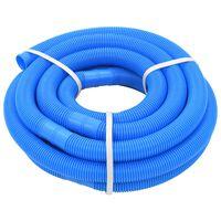 vidaXL Uima-altaan letku 32 mm 9,9 m sininen