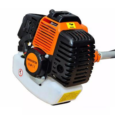 vidaXL Siimaleikkuri 51,7 cc Oranssi 2,2 kW