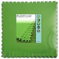 Bestway Flowclear Pohjasuojat 9 kpl vihreä 5,47 m²