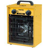 Master Sähköinen Lämpötuuletin B3ECA 288 m³/t