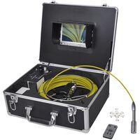 Endoskooppi Kamera 30 m DVR Hallintalaatikolla
