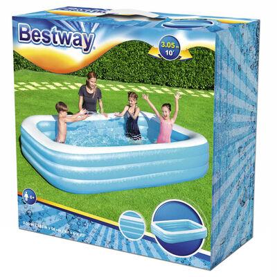Bestway Täytettävä uima-allas 305x183x56 cm