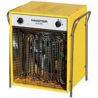 Master Sähkökäyttöinen tuuletinlämmitin B22EPB 2400 m³/h