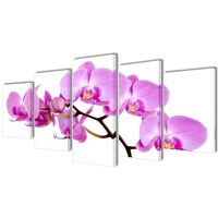 Taulusarja Orkidea 100 x 50 cm