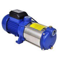 Vesipumppu 1300 W 5100 L/t Sininen