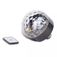 Hauskat Juhlavalot LED Bluetooth Disko Kaiutin Kaukosäätimellä