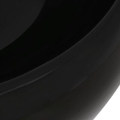 vidaXL Kolmiosainen kylpyhuoneen kalustesarja keraaminen valkoinen