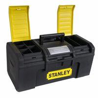 """Stanley Profi-Organiser Werkzeugtaschen """"Basic"""" Werkzeugbox 24 Zoll"""